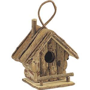 Photo AMA1100 : Wooden bird house