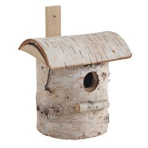 Photo AMA1130 : Birch wood bird house