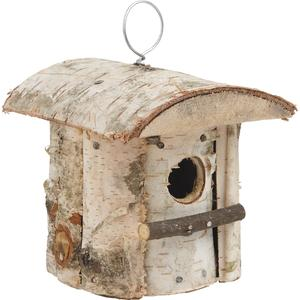 Photo AMA1450 : Birch wood bird house