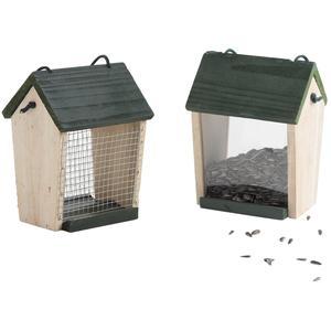 Photo AMA1620 : Mangeoire à oiseaux à suspendre