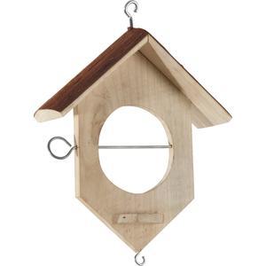 Photo AMA1630 : Mangeoire à oiseaux en bois