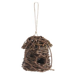 Photo AMA1690 : Vine shoot bird house