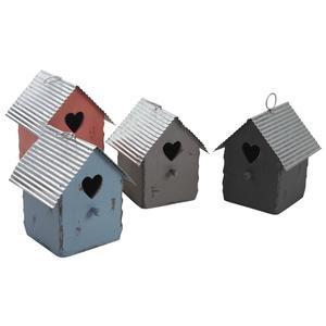 Photo AMA1750 : Wood and zinc bird house