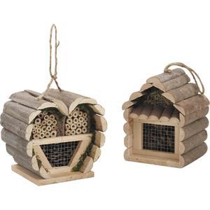 Photo AMI1040 : Maison à insectes en bois