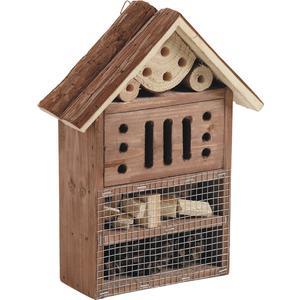 Photo AMI1050 : Hôtel à insectes en bois