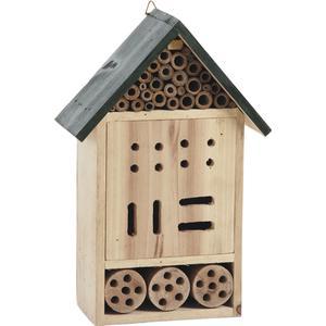 Photo AMI1080 : Hôtel à insectes en bois