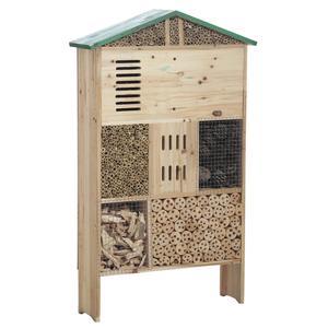 Photo AMI1130 : Maison à insectes en bois