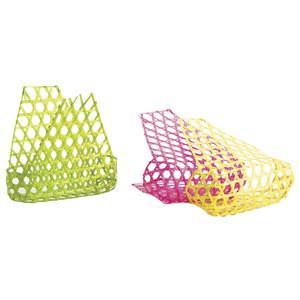 Photo CCF1890 : Open weaving bamboo basket