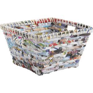 Photo CCO795S : Corbeilles en papier recyclé