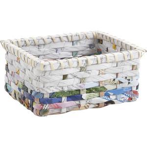 Photo CCO796S : Corbeilles en papier recyclé