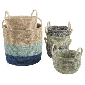 Photo CDA535S : Rush baskets