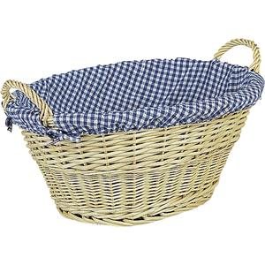 Photo CLI1140C : Willow clothes basket