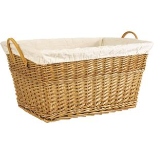 Photo CLI1450C : Willow clothes basket