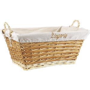 Photo CLI1530C : Split willow clothes basket
