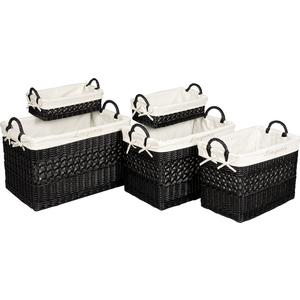 Photo CLI167SC : Willow clothes baskets
