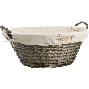 Photo CLI1700C : Split willow clothes basket