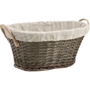 Photo CLI1780C : Split willow clothes basket