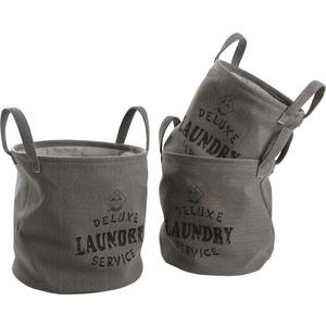 Photo CLI181SC : Cotton clothes baskets
