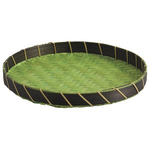 Photo CPL1850 : Green bamboo basket