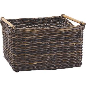 Photo CRA1860 : Pulut rattan log basket