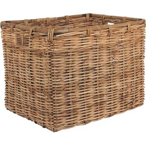 Photo CRA274S : Pulut rattan log baskets
