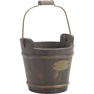 Photo CSE108S : Wooden bucket
