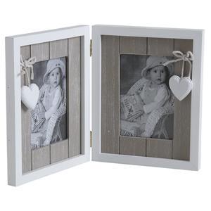 Photo DCA2020V : Porte-photos en bois et verre