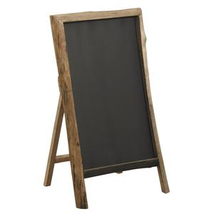 Photo DCA2090 : Tableau noir en bois vieilli