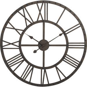 Photo DHL1250 : Horloge en métal