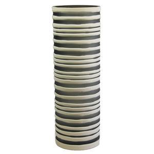 Photo DVA1470V : Vase en verre teinté