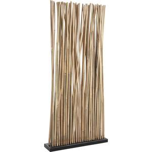 Photo DVI1630 : Socle + 34 tiges de bambou