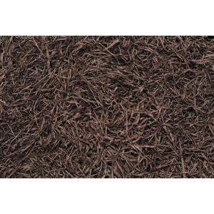 Photo EFZ1053 : Chocolate color tissue paper crinkle cut shred