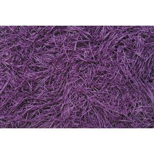Photo EFZ1093 : Plum color tissue paper crinkle cut shred