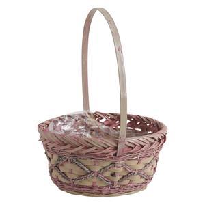 Photo FCO3011P : Bamboo fruit basket