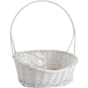 Photo FCO5230P : Split willow basket with handle