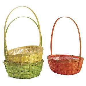 Photo FCO5290P : Bamboo basket