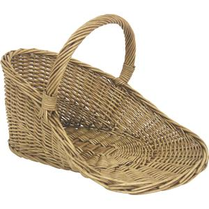Photo FPA1470 : Willow basket with handle