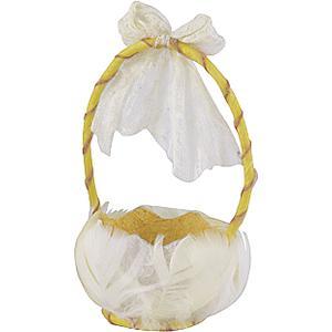 Photo FPQ1030 : Coupe de Pâques en papier corde