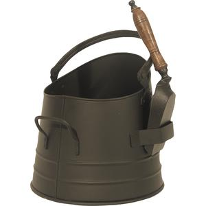 Photo GCH1170 : Ash bucket with shovel