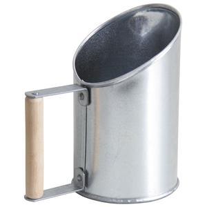 Photo GCH1930 : Pelle à pellets en zinc