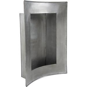 Photo GHO1150 : Hotte en zinc titanium