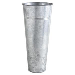 Photo GVA1051 : Vase en zinc lourd