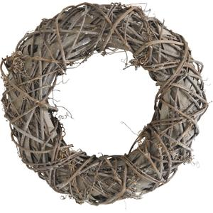 Photo JFS2010 : Wood and rattan wreath