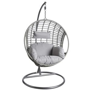 Photo MBA1230C : Synthetic resin swing chair