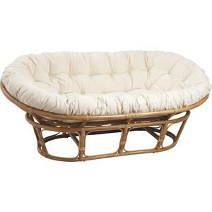 Photo MCA1350C : Canapé papasan en rotin