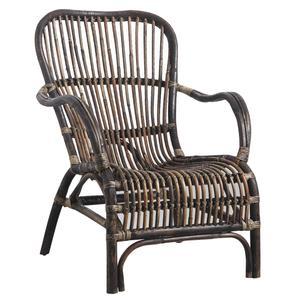 fauteuil en rotin antique mfa2440 aubry gaspard. Black Bedroom Furniture Sets. Home Design Ideas