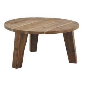 Photo MTB1260 : Table basse en teck recyclé