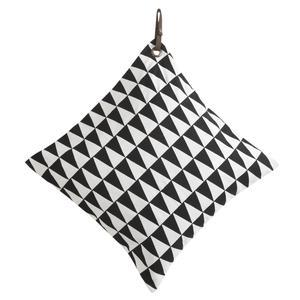 Photo NCO1950 : Coussin en coton triangles