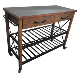 grossiste dessertes aubry gaspard. Black Bedroom Furniture Sets. Home Design Ideas