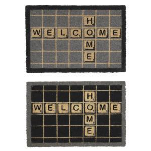 Photo NPA1840 : Paillasson Scrabble